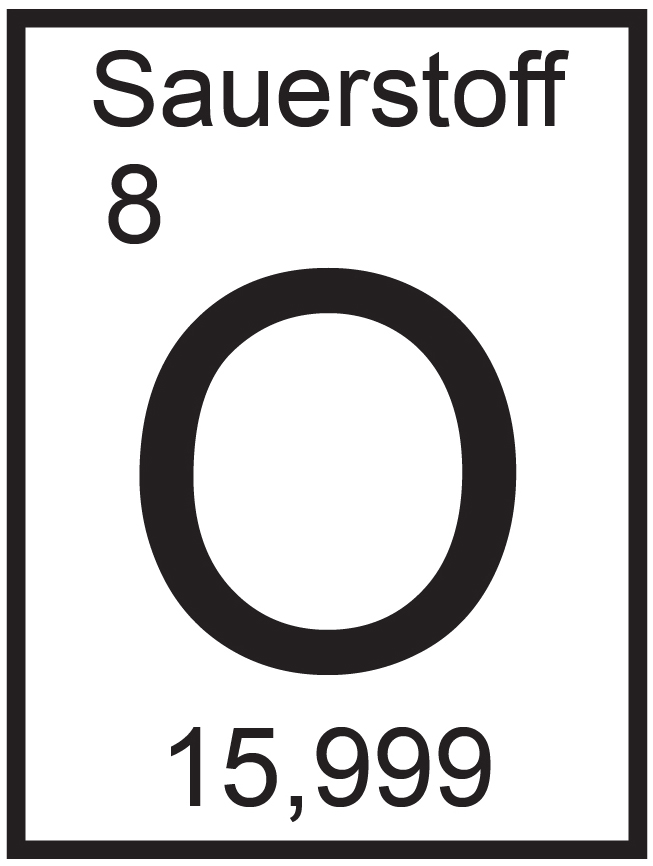 Sauerstoff Isotope
