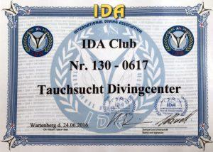 IDA Club 130-0617