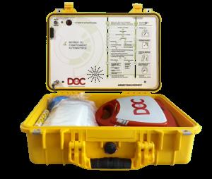 AED - Mobiler Defibrillator